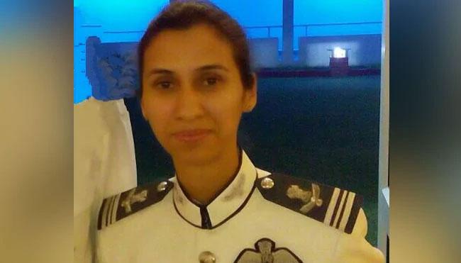 Wing Commander Shaliza Dhami
