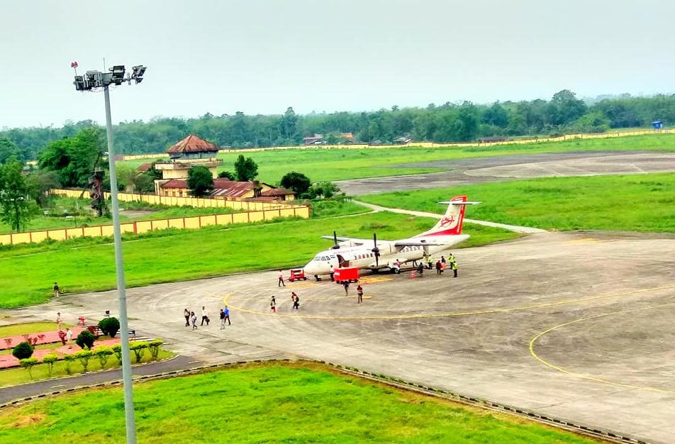 Lilabari Airport,